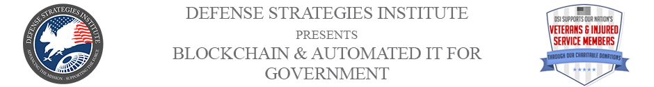 Blockchain & Automated IT for Government Summit